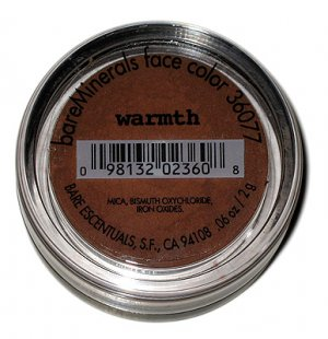 Bare Escentuals Warmth Large 2g Jar for Sun Kissed Glow