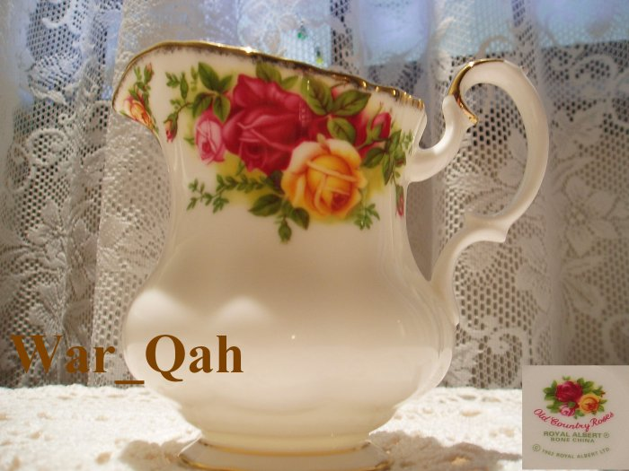 Royal Albert Old Country Roses Small Cream Jug