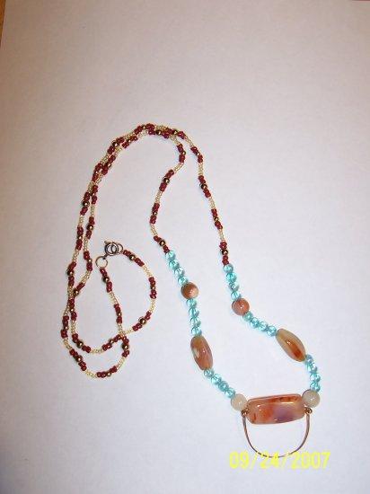 Handmade Unique Eyeglass/Badge Holder