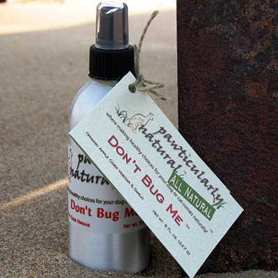 Don't Bug Me - Natural mosquito repeller