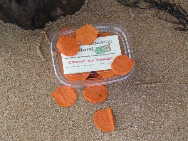 Organic Yam Yummies�