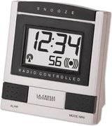 LaCrosse Technology Atomic Alarm Clock LED Backlight!!