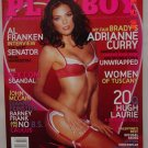 Feb 2006 Playboy Magazine featuring Adrianne Curry!!