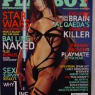 June 2005 Playboy Magazine Star Wars Bai Ling Nude!!