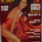 November 2004 Playboy Magazine Brooke Burke Nude!!
