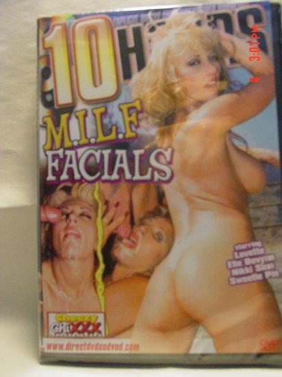 M.I.L.F. Facials 10 Hour  DVD - PRICE REDUCED!!