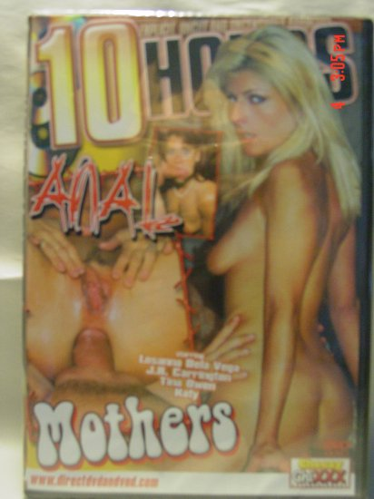 Anal Mothers 10 Hour DVD - PRICE REDUCED!!