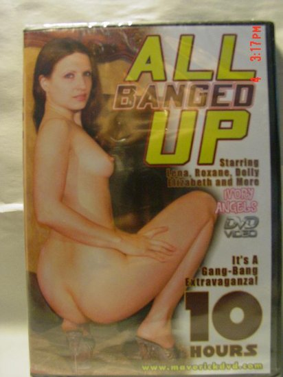 All Banged Up 10 Hour DVD - PRICE REDUCED!!