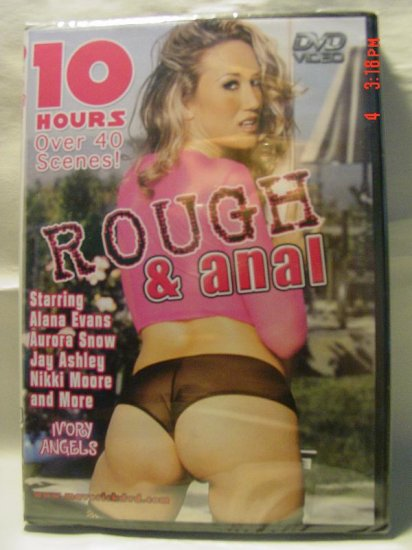 Ivory Angels Rough & Anal 10 Hour DVD - AS LOW AS $2.33 EACH!!!