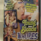 Young Blonde Whores 4 Hour DVD - PRICE REDUCED!!