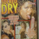 Sucked Dry 4 Hour DVD - PRICE REDUCED!!