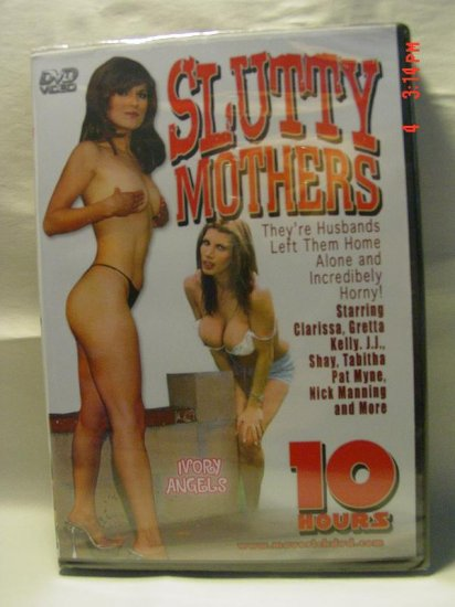 Slutty Mothers 10 Hour DVD - AS LOW AS $2.33 EACH!!!