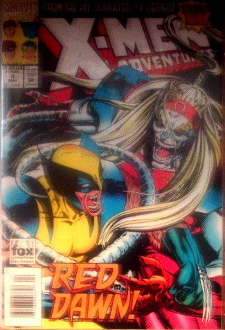 X-Men - Adventures #6 Red Dawn