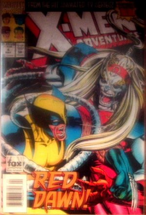 X-Men - Adventures #6 Red Dawn