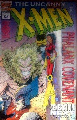 Uncanny X-Men #316 Phalanx Covenant