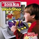tonka Workshop CD Rom playset