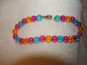 Bracelet mixed colors
