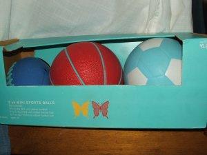 Blue childrens Jewerly Box