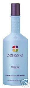 Pureology Super Straight Shampoo 10.1 oz