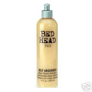 Tigi bedheas Self Absorbed Shampoo 12oz
