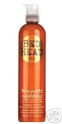 Tigi Bed Head Brunette Goddess Shampoo 13.5 oz