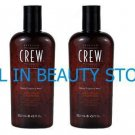 AMERICAN CREW FIRM HOLD GEL 8 OZ (X2)