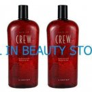 AMERICAN CREW FIRM HOLD GEL 32 OZ (X2)