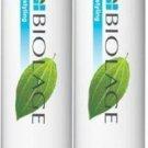 Matrix (B) Biolage Styling Freeze Fix Spray 10 oz (x2)