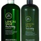 Paul Mitchell Tea Tree Lemon Sage Shampoo/Condition 1L