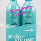 Matrix (A) Amplify Color XL Shampoo & Conditioner 33 oz