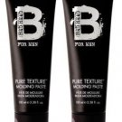 TIGI (BH) Bed Head For Men Pure Texture Paste 3 oz X2
