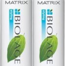 Matrix (B) Biolage Styling Hydro-Foaming Styler 8oz(x2)