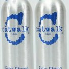 TIGI (C) Catwalk Extra Strong Mousse 6.5 oz (x2)