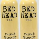 TIGI (BH) Bed Head Dumb Blonde Reconstructor 25.36oz X2