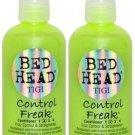 TIGI (BH) Bed Head Control Freak Conditioner 8.5 oz X2