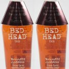 TIGI (BH) Bed Head Brunette Goddess Shine Spray 4oz X2
