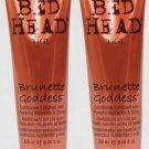 TIGI (BH) Bed Head Brunette Goddess Condition 8.45 X2
