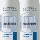 Matrix (S) Solutionist Alternate Action Shampoo 13oz X2
