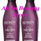Redken (RC) Real Control Conditioner 8.5 oz (x2)