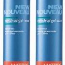 Matrix (M) Mens Switch Up Gel-Wax 3.4 oz (x2)