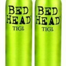 TIGI (BH) Bed Head Control Freak Extra Straight 8 oz X2