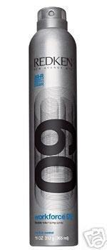 Redken (S) Styling #09 Workforce Volumizing Spray (x2)