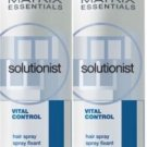 Matrix (S) Solutionist Vital Control Hair Spray 11oz X2