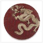 Golden Dragon Plaque