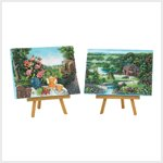 Countryside Splendor Plaques