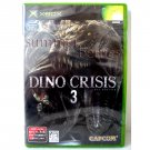 XBox Game - Dino Crisis 3 - Japan / Japanese Version (NTSC-J) - Brand New