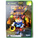 XBox Game - Blinx The Time Sweeper - (NTSC-J) - Brand New