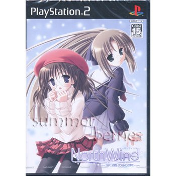 PS2 Game - North Wind: Eien no Yakusoku [Japan / Japanese Edition (NTSC-J)]