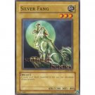YuGiOh Card LOB-010 - Silver Fang [Common]