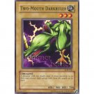 YuGiOh Card LOB-030 - Two-Mouth Darkruler [Common]